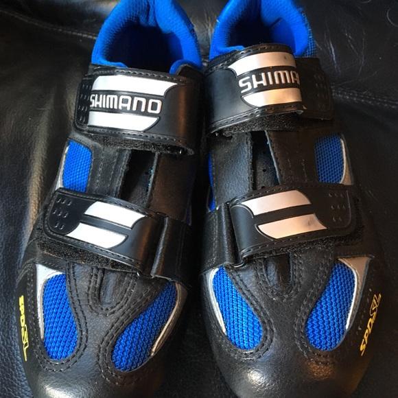 373faf378ea46 Shimano SPD indoor cycling shoe - SPD clip 7.5 US